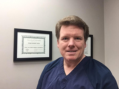 Greg Lawrence